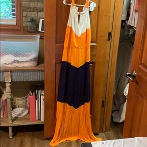 Charming Charlie Maxi Dress • Worn Once